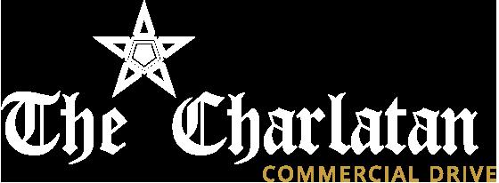 The Charlatan Retina Logo
